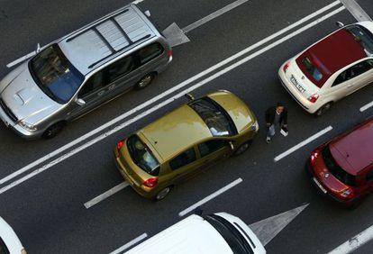 El 30% de los peatones fallecidos en accidentes había bebido alcohol.
