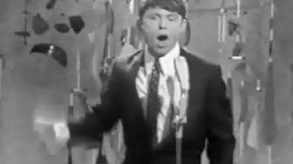 Raphael, con 'Yo soy aquel', fue elegido por TVE para representar a España en el Festival de Eurovisión de 1966.
