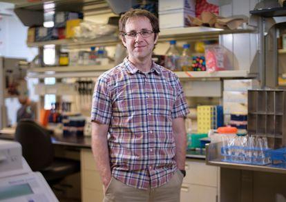 El bioquímico Jesse Bloom, del Centro de Investigación Fred Hutchinson, en Seattle (EE UU).
