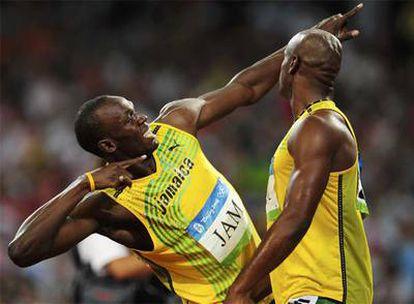 El equipo jamaicano ha logrado batir el récord del mundo con un tiempo de 37.10 segundos