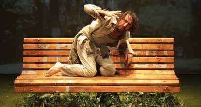 Luis Zahera en 'Continuidad de los parques'.