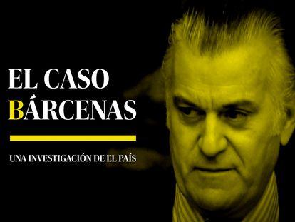 Recorrido audiovisual del caso Bárcenas. B. Fernández, E. Ortiz, P. Casado y S. Ruiz