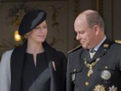 El varón se convierte en el nuevo heredero del Principado. Los bebés llegan tres años años y medio después la boda de Alberto con la exnadadora sudafricana
