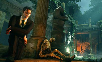 Imagen del videojuego 'Sherlock Holmes: Crimes and Punishments'.