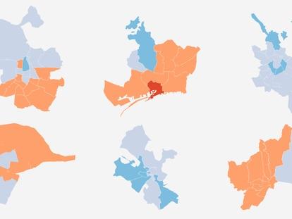 Nueva ley de vivienda: 109 municipios y 36 distritos de grandes ciudades aspiran a ser zona tensionada de alquileres