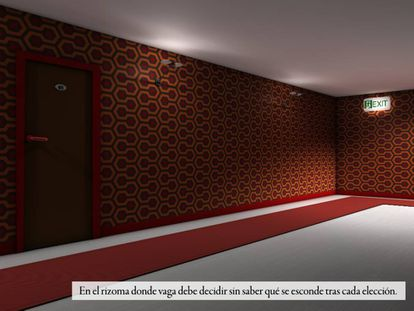 Hotel Minotauro, de Domenico Chiappe