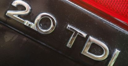 Volkswagen Passat en Nauen, Alemania, este jueves.