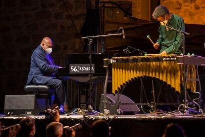 Kenny Barron All Star Quarter, en el festival de jazz de San Sebastián.