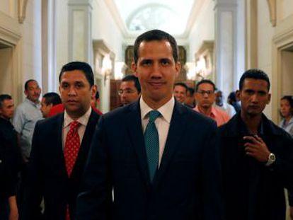 Francia, Alemania y Reino Unido apoyan al presidente de la Asamblea de Venezuela, mientras Maduro anuncia que revisará sus relaciones con estos países