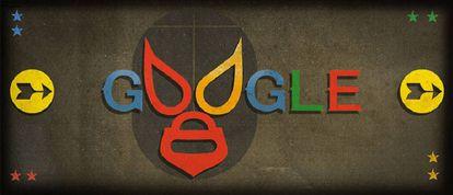 Google conmemora al luchador mexicano
