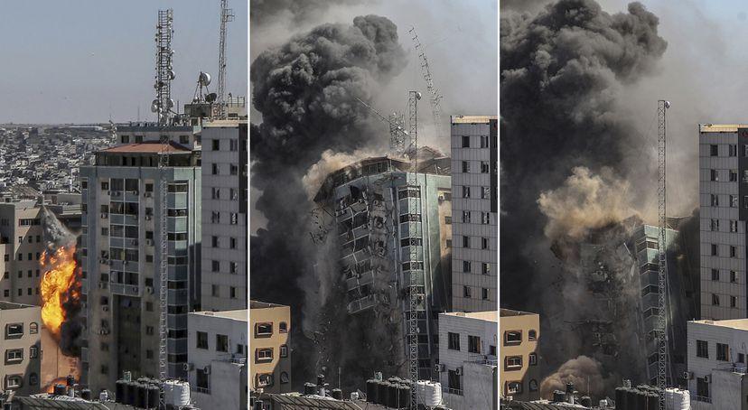 Ataques a Gaza