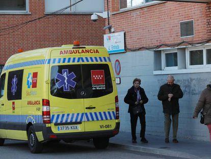 El hospital Carlos III de Madrid, donde se han atendido pacientes con coronavirus