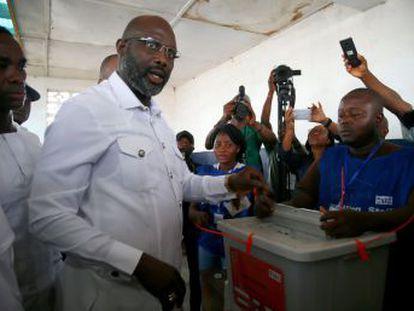 El que fuera Balón de Oro vence en las elecciones presidenciales con el 61,5% de los votos