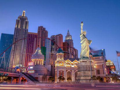Las Vegas, fuera de todo dogma arquitectónico, ¿es también un espacio donde encontrar belleza?