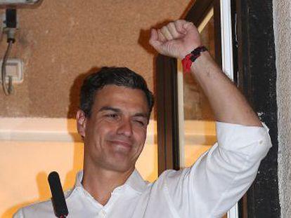 Vamos a tener un PSOE unido y rumbo a La Moncloa , afirma el nuevo secretario general