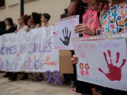 El sistema no detectó riesgo en el caso del padre que mató a sus niñas en Castellón. La falta de medios y control a los agresores aumentan el peligro