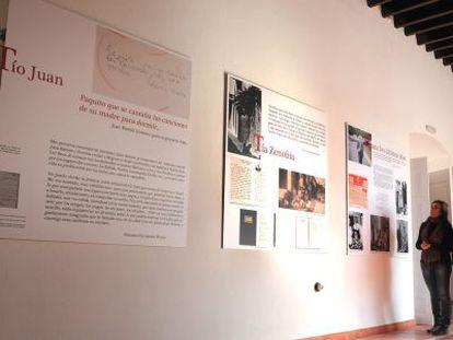 Museo Casa Natal de Juan Ramón Jiménez, en Moguer (Huelva).