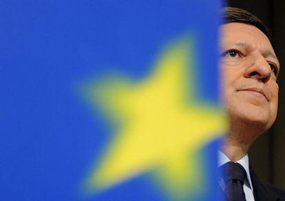 El presidente de la Comisión Europea, José Manuel Durâo Barroso
