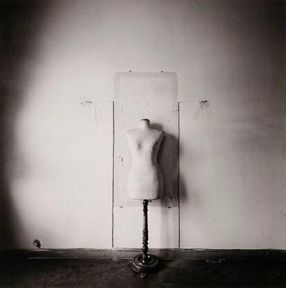 'Maniquí' (1975), fotografía de Paco Gómez.
