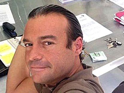 El empresario cordobés José Luis Aneri.