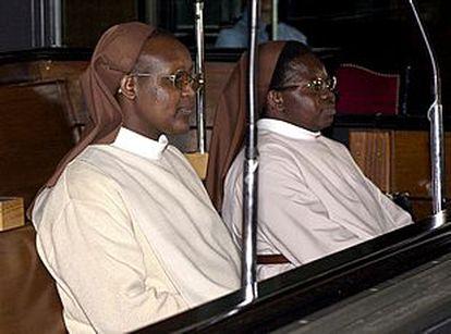 <b>Un tribunal declara culpables de genocidio a dos monjas ruandesas</b>