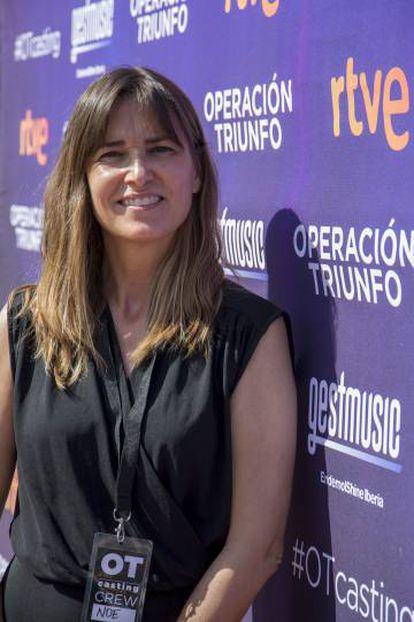 Noemí Galera, directora de casting de Gestmusic