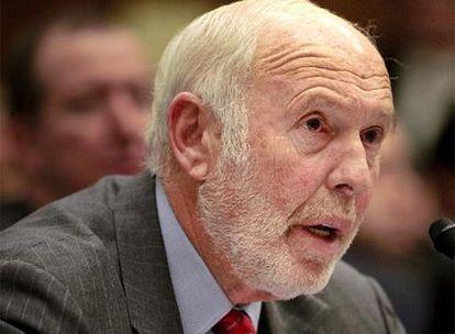 James Simons, presidente y fundador de Renaissance Technologies.