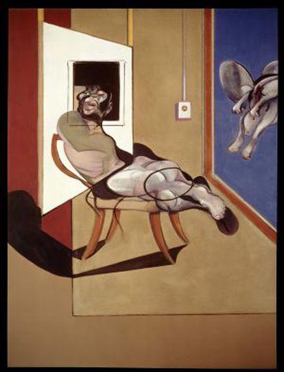 'Figura sentada', de Francis Bacon
