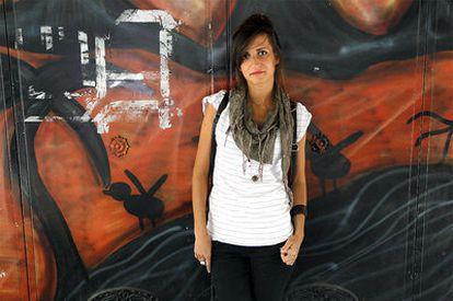 Cristina Palacios.