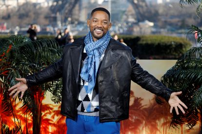 Will Smith, en París, el pasado 6 de enero.