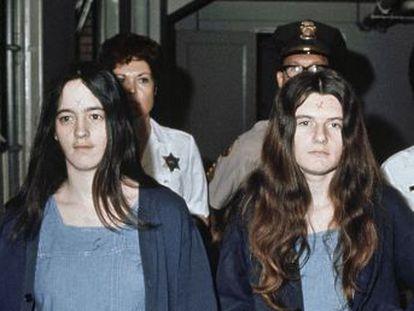 Ninguno de los condenados por los asesinatos de 1969 ha salido de prisión desde entonces. Leslie Van Houten, de 68 años, aspira este mes a la libertad condicional