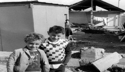 Imagen tomada por Kapuscinski en Azerbayán en 1989.