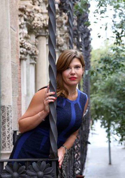 Polina Montano, directora general de Job Today en España.