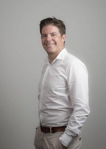 Timo Buetefisch, CEO de Cooltra