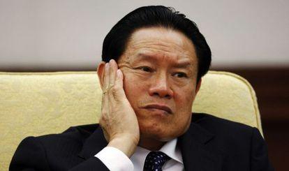 Zhou Yongkang, en 2007.