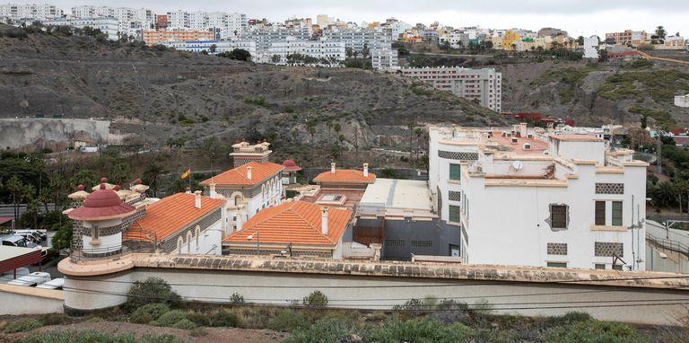 El Centro de Internamiento de Extranjeros (CIE) de Las Palmas de Gran Canaria.