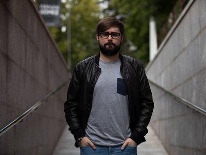 Alfonso Meilán, de 27 años, graduado en el master de Emprendimiento e Innovación de EAE Business School en Madrid.
