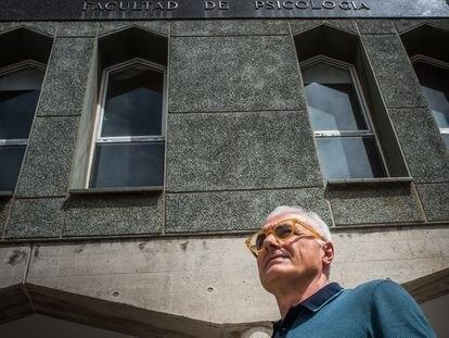 Juan Jiménez, catedrático de Psicología Evolutiva y de la Educación en la Universidad de La Laguna.