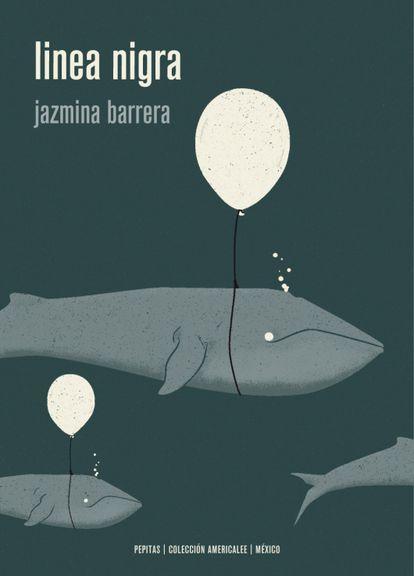 Jazmina Barrera (Ciudad de México, 1988) escribió las reflexiones fragmentarias que componen Línea nigra (Pepitas editorial) durante su embarazo y los primeros meses de vida de su bebé, que hoy suma ya tres años