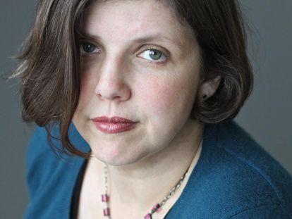 L a novelista estadounidense Jenny Offill