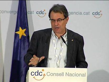 Mas denuncia una campaña del Estado contra Jordi Pujol