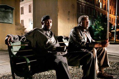 Imagen de <i>The Wire, </i><b>la serie creada por David Simon</b> en 2002 basada en su experiencia durante 13 años como cronista de sucesos en <i>The Baltimore Sun.</i>