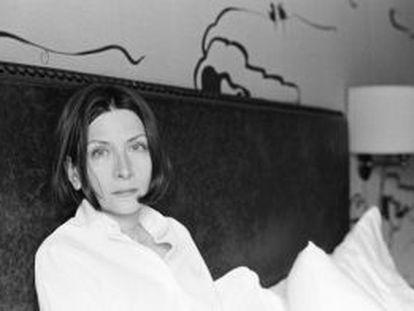 La escritora estadounidense Donna Tartt.