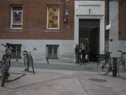 Centro Social Autogestionado en Madrid