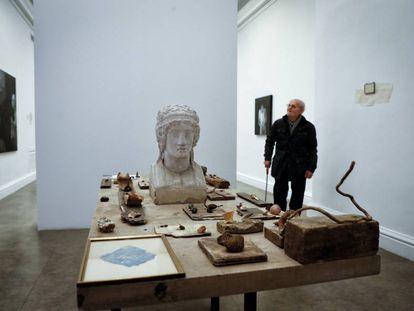 'Montorio', pieza de Juan Zamora expuesta en la muestra 'Hecho en Roma'.