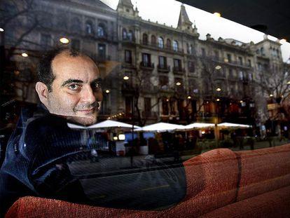 El periodista Xavier Bosch en una imagen de archivo.