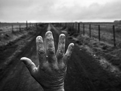 Fotografía de Pablo Piovano, de la muestra 'El Costo Humano de los Agrotóxicos'.