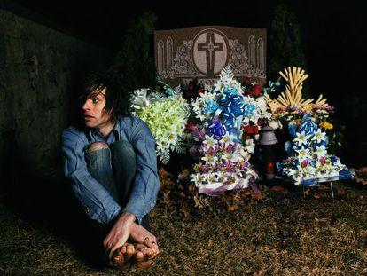 El cantante Ryan Adams, en una imagen promocional.