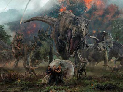 Lo amas o lo odias: el 'Jurassic World' de Bayona