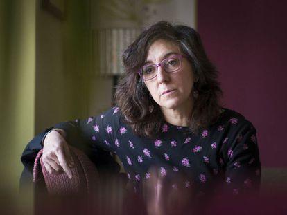 Gloria Labay, 51 años, es matrona.